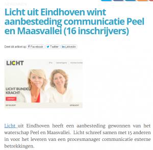 LICHT online wij Limburg